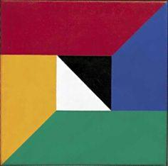 max bill Max Bill, Colour Field, Art Abstrait, Geometric Art, Art Forms, Rainbow Colors, Paper Art, Folk Art, Abstract Art
