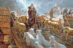 Portal Crônicas Serra: Adão, Eva, a serpente e Noé