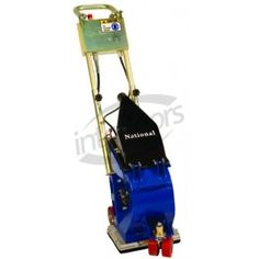 Hydraulic panther self propelled stripper