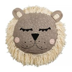 Lion Snuggle Cushion