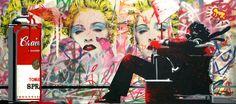 Mr Brainwash | This Woman's Style Mr Brainwash Art, Urban Graffiti, Great Works Of Art, Art Google, Condo, Street Art, How To Look Better, Ink, Guys
