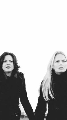 Awesome Regina and Emma (Lana and Jen) Once S3