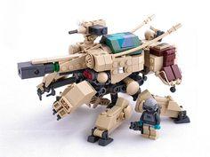 Gearhead - Tank Destroyer by Mechanekton, via Flickr
