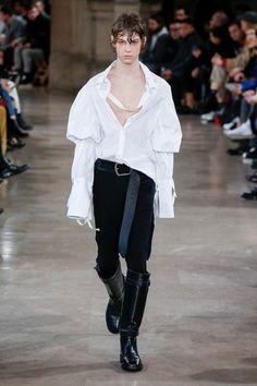 Ann Demeulemeester | Menswear - Autumn 2018 | Look 6