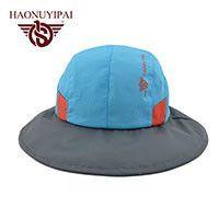 Women Men Sun Hats Summer Fisherman Fishing Cap Buckle Hats Summer Hat Chapeu Round Brim Mesh Beach Sun Protection Hats Cap