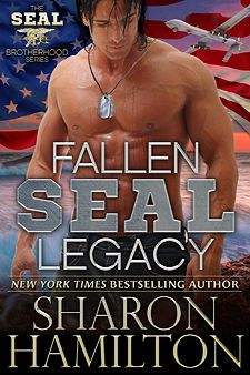 "Fallen SEAL Legacy, Book 2 SEAL Brotherhood ""So freaking good I couldn't put it down"" Fallen SEAL ""These navy SEALs just get better. This is another action packed, sensual romance."""