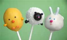 Cake Easter Cake Pops Photo | Cake