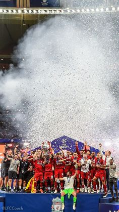 Since they have won thirteen European trophies: the UEFA Champions League (formerly known as the European Cup) six times, the UEFA Europa League (formerly known as the UEFA Cup) three times, and the UEFA Super Cup four times. Liverpool Fc Champions League, Liverpool Stadium, Liverpool Memes, Camisa Liverpool, Anfield Liverpool, Salah Liverpool, Liverpool Players, Liverpool Football Club, Vintage Posters