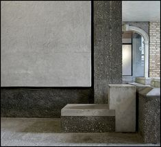 Carlo Scarpa @ Fondazione Querini-Stampala - Venice [1961-1963] #11