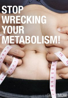 Read this and learn about your metabolism.