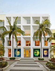 Hermès Opens a New Flagship in Los Angeles