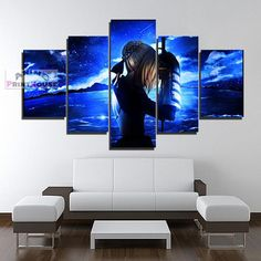 Fate Stay Night Canvas Print - Saber with Sea Background | 1 to 5 Pieces    #fate #staynight #stay #night #zero #saber #canvas #prints #canvasprint #wall #decor #homedecor #gift #giftideas #anime #merchandise #framedcanvas #art #painting     https://www.animeprinthouse.com/products/fate-stay-night-canvas-print-saber-with-sea-background?variant=5261306626077