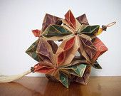 Star Flower SG1 Modular Origami Ball