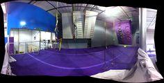 Training area at ABC kids climbing
