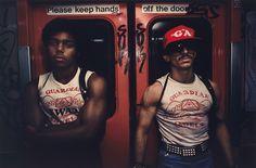 Bruce Davidson, Subway, 1980-1981, Michael and Jane Wilson  © Bruce Davidson