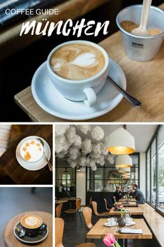 Coffee Guide - here you can find the best coffee in Munich - Good coffee in Munich // Coffee Guide - Munich, Food Photography Lighting, Beauty Photography, Blackberry Smoothie, Coffee Guide, Coffee Ideas, Creme Dessert, Food Advertising, Detox Tea
