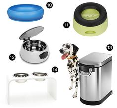 Whether you're feeding at home, on-the-go, or simply looking for some modern doggy dining options, we've got just what you need. Check out our tops picks for feeding your pooch in style!