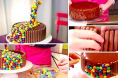 Le Gravity Cake, un gâteau qui va faire sensation !