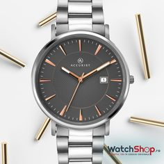 Ceasul Accurist Classic 7161 este ceasul ideal pentru bărbații ce sunt adepții stilului relaxat și își doresc un ceas ce rezistă în timp Omega Watch, Watches, Cool Stuff, Classic, Accessories, Instagram, Wrist Watches, Cool Things, Wristwatches