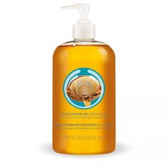 Wild Argan Oil Shower Gel 750 ML - Argan - Kropp & Bad
