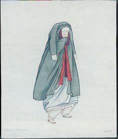 Ancient Korea: Woman's Street Dress