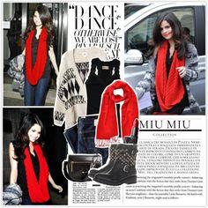 """Selena Gomez: Street Style"" by mariamauggc on Polyvore"