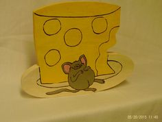 wooden mouse and cheese plaque made to order by UneekWoodenCrafts