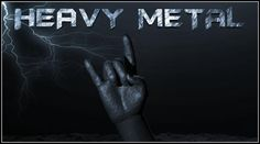 """Metal music 