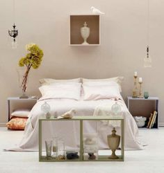 white bedroom decor