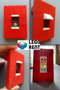 V 3. týždni Prečítaného leta vás naučíme stavať okná a dvere na tisíc spôsobov (takmer ;)) Lego, Legos