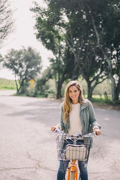 Gal Meets Glam Spring In Napa Valley Madewell Jacket, Theory Sweater and Current Elliott Jeans