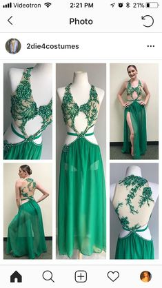 To Die For Costumes for graduating senior, Miss Hannah Seitner of Dancing Plus. Girls Dance Costumes, Dance Outfits, Ballroom Dance Dresses, Prom Dresses, Formal Dresses, Latin Dresses, Ladies Dress Design, Dance Wear, Glamour