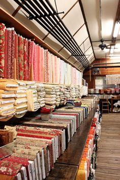 via poppytalk via ://.raystitch.co.uk/   Studio IDEAS ... : quilt shops london - Adamdwight.com