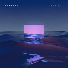 Madeaux new wav artwork music album in Fresh
