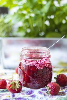 Strawberry Limoncello Marmalade