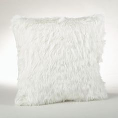 Shop for Faux Fur 20-inch Throw Pillow . Free Shipping on orders over $45 at…