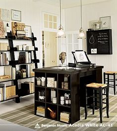 thought provoking. pretty sure my future mary kay office in my new home :) just needs more pink!