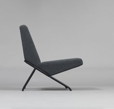 See the classic of minimalism —Pair of chairs SG1— designed by Pierre Guariche.This project symbolises what minimalism actually represents �...