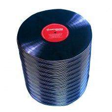 Pufe Vinil Discos - R$ 198,00