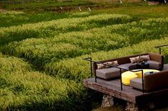 Bali Restaurant Metis - Restaurant gastronomique français situé dans un des quartiers tendance de l'île.