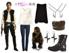 Han Solo Inspired DIY Look