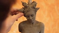 Tutorial: sculpting a female body in clay. www.sculpturered.com