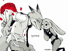 WildeHopps - Happy Valentine's day by RobertFiddler Source [1] This was by far the easiest art of ...