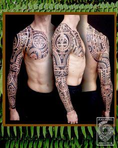 tatouage polynesien-polynesian tattoo: tribal -tatouage - polynesien