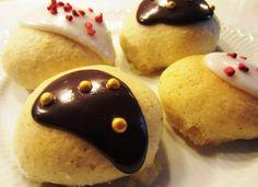 Glutenfrie fastelavnsboller med creme og remonce « Glad uden gluten
