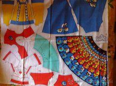 Corta y cose de Nancy.  Así aprendimos muchas niñas a coser.