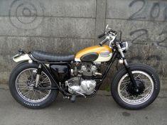 Bratstyle Triumph 500