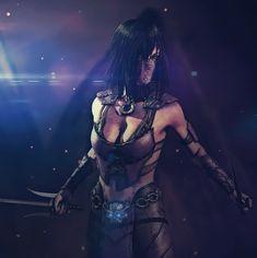 Mortal Kombat X: Mileena by YugataKisu
