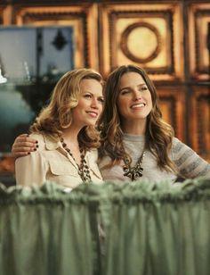 Good Bye One Tree Hill. Haley Scott & Brooke Davis.