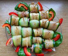 Zucchini - Parma - Röllchen
